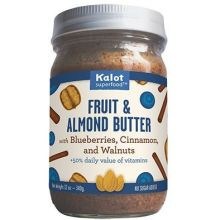 Blueberry Cinnamom Walnut 6 of 12 OZ By KALOT