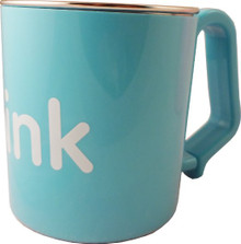 Think Cup Blue 1 EA By THINKBABY