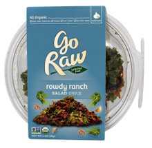 Ranch 6 of 1 OZ By GO RAW