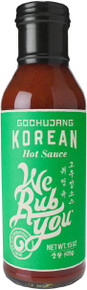 Gochujang Korean Hot Sauce 6 of 15 OZ By WE RUB YOU