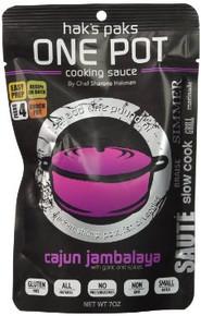 Cajun Jambalaya 6 of 7 OZ By HAK`S BBQ SAUCE