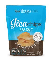 Sea Salt 8 of .9 OZ By JICA CHIPS