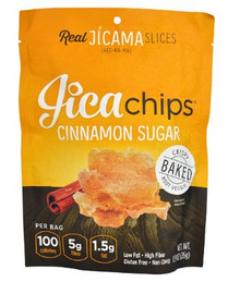 Cinnamon Sugar 8 of .9 OZ By JICA CHIPS