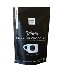 Belgian Drinking Chocolate 6 of 10 OZ By COCOA METRO