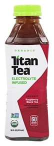 Pomegranate Green Tea 12 of 16.9 OZ By TITAN TEA