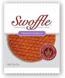 French Vanilla 16 of 1.16 OZ By SWOFFLE