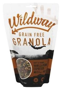 Vanilla Bean Espresso 6 of 10 OZ By WILDWAY