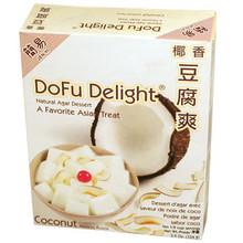JenYi Coconut Dofu Delight 6 oz  From Jen Yi