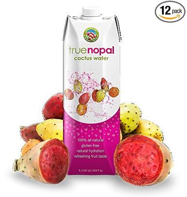 Cactus Water 12 of 33.8 OZ By TRUE NOPAL