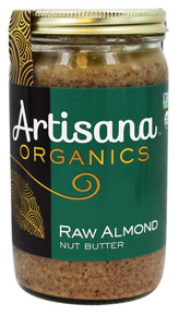 Almond Raw 6 of 14 OZ By ARTISANA