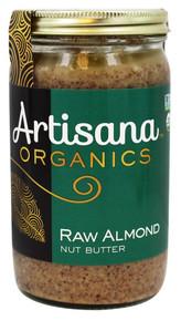 Almond Raw 6 of 14 OZ By ARTISANA