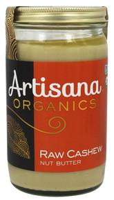 Raw Cashew 6 of 14 OZ By ARTISANA