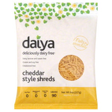 Cheddar 12 of 8 OZ By DAIYA