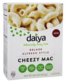 Alfredo Cheezy Mac DF GF 8 of 10.6 OZ By DAIYA