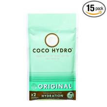 Coconut Water Original 15 of .78 OZ By COCOHYDRO