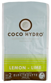 Coconut Water Lemon Lime 15 of .78 OZ By COCOHYDRO