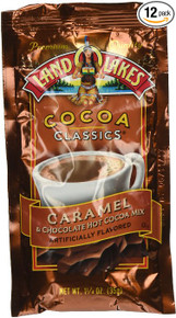 Chocolate & Caramel 12 of 1.25 OZ By LAND O LAKES