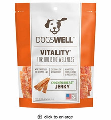 Vitality Chicken Breast 12 of 4 OZ By DOGSWELL