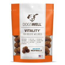 Vitality Beef Recipe 12 of 5 OZ By DOGSWELL