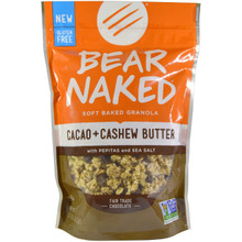 Cacao Cashew Butter 6 of 11 OZ By BEAR NAKED
