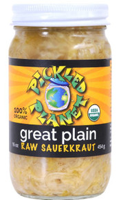Great Plain 6 of 16 OZ By PICKLED PLANET