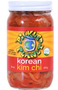 Korean Kim Chi 6 of 16 OZ By PICKLED PLANET