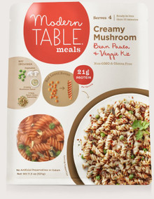 Creamy Mushroom 6 of 11.3 OZ By MODERN TABLE