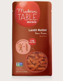 Lentil Rotini 6 of 10 OZ By MODERN TABLE