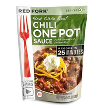 Chicken Verde Chili 6 of 8 OZ By RED FORK