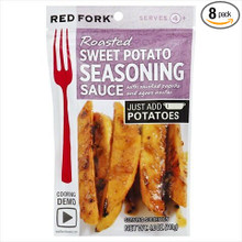 Roasted Sweet Potato 8 of 4 OZ By RED FORK