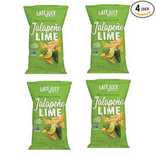 Clasico Jalepeno Lime 12 of 5.5 OZ By LATE JULY