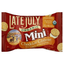 Mini Rich & Cheddar Tray 4 of 8 of 1.125 OZ By LATE JULY