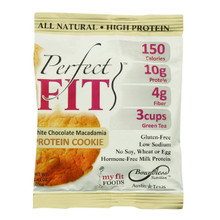 White Chocolate Macadamia Nut 12 of 1.41 OZ By PERFECT COOKIE