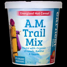 A.M Trail Mix 12 of 2.1 OZ By EARNEST EATS
