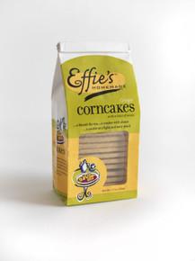 Corncakes Crispy 12 of 7.2 OZ By EFFIES HOMEMADE