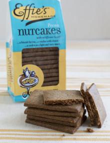 Nutcakes Pecan 12 of 7.2 OZ By EFFIES HOMEMADE