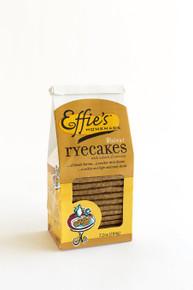 Ryecakes Walnut 12 of 7.2 OZ By EFFIES HOMEMADE