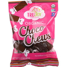 Choco Chews 12 of 2.3 OZ By TRUJOY SWEETS