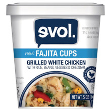 Grilled White Chicken 8 of 5 OZ By EVOL FOODS
