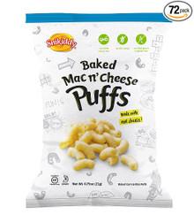 Mac N Cheese Puff 72 of .75 OZ By SNIKIDDY