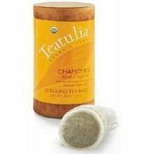 Chamomile Tea Round 6 of 30 BAG By TEATULIA