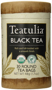 Black Tea 6 of 30 BAG By TEATULIA