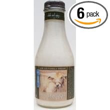 Vanilla Low Fat 6 of 5 OZ By TRADERSPOINT CREAMERY