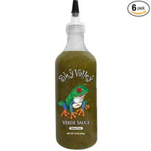 Verde Sauce GF (Frog) 6 of 16 OZ By SKY VALLEY
