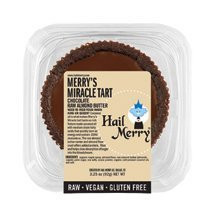 Chocolate Almond Butter 8 of 3 OZ By HAIL MERRY