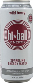 Wild Berry 12 of 16 OZ By HI*BALL