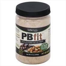 PBfit Choc Peanut Butter Powder 6 of 15 OZ By BETTER BODY