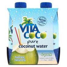 Pure Coconut Water, 24 of  330 ML, Vita Coco