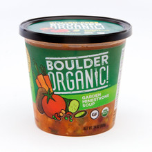 Garden Minestrone 8 of 24 OZ By BOULDER ORGANIC