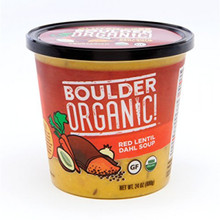 Red Lentil Dahl 8 of 24 OZ By BOULDER ORGANIC